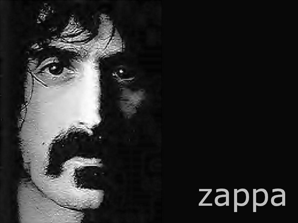Frank Zappa ist so schwul