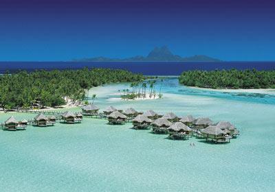 Le Taha's Society Islands Archipelago