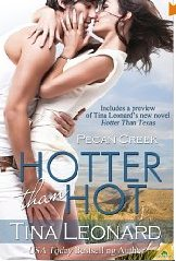 Hotter than Hot by Tin Leonard